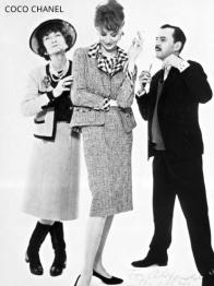 Alexandre e Coco Chanel