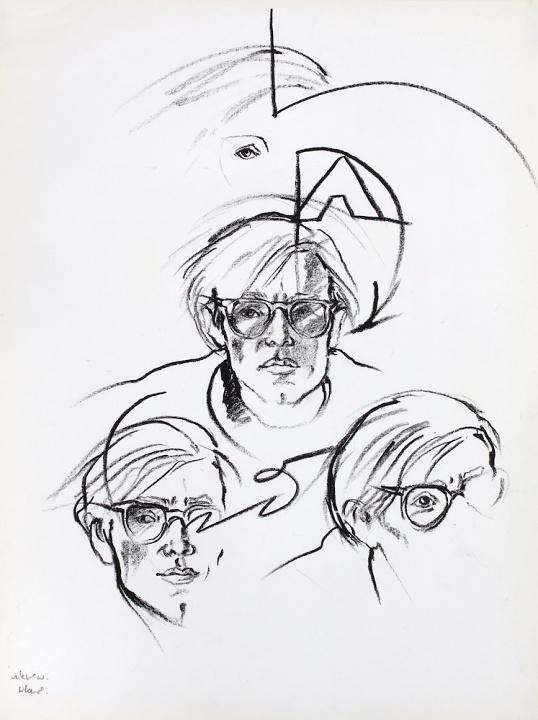 Andy Warhol, 1978.