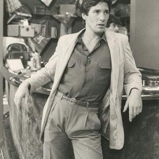 Richard Gere no filme Gigolo Americano.
