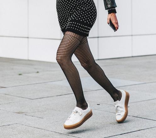 Street Style da Paris Fashion Week, Outono de 2016.