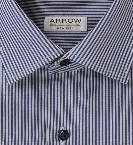 Arrow, colarinhos e camisas