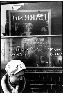 'O East End' por David Bailey em 1961.