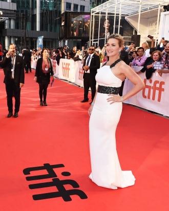 Kate Winslet no TIFF Awards.