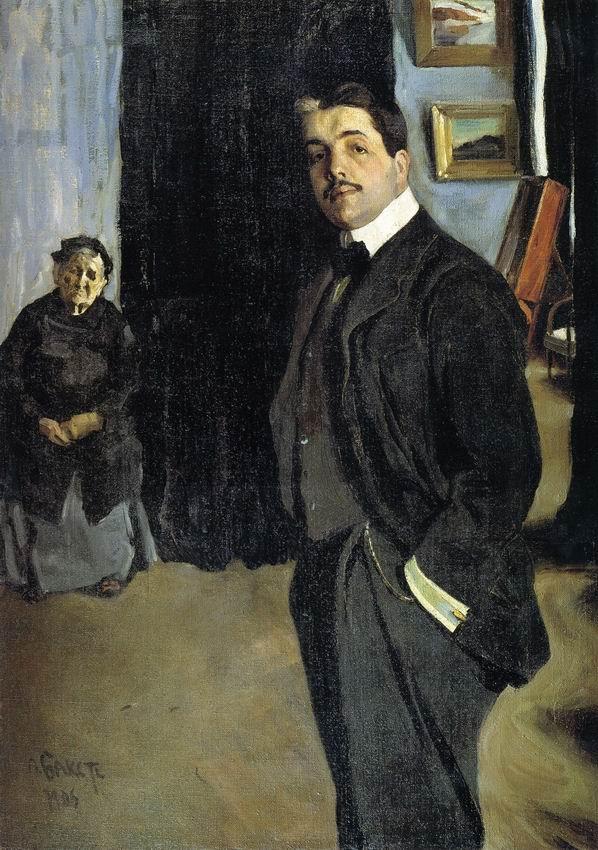 Sergei Diaghilev, 1906