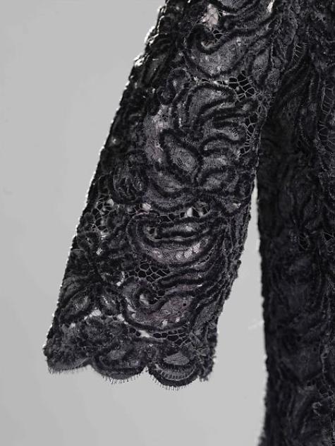 Cocktail Dress, por volta de 1960 (detalhe).