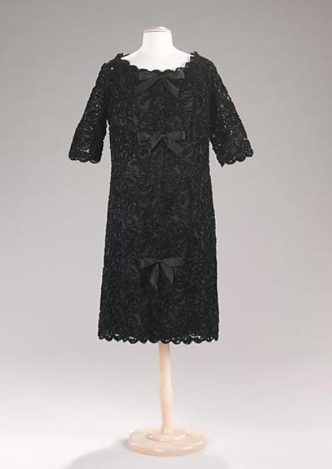 Cocktail Dress, por volta de 1960.
